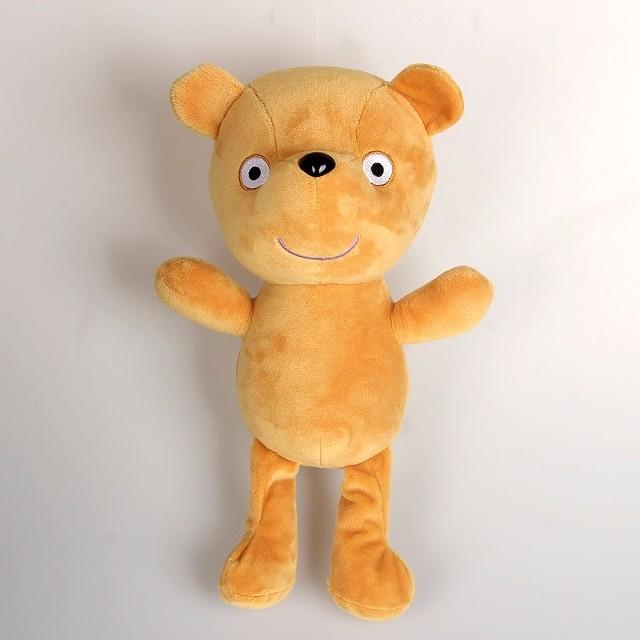 Pelúcia Urso Teddy ou Dinossauro Peppa Pig