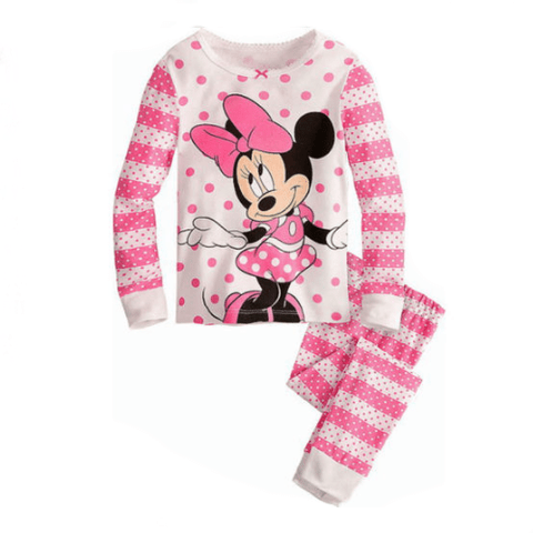 8bb70678ca5c59 Pijama Minnie Para Menina Infantil