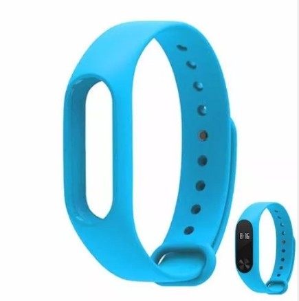 Pulseira Extra Mi Band 2 Colorida Miband 2
