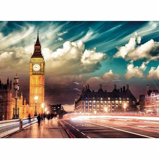 Quebra Cabeça Londres 500 Peças Grow
