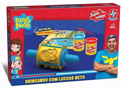 Super Massa Brincando com Luccas Neto Estrela