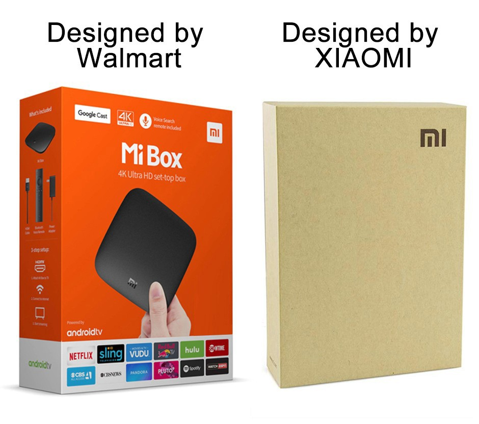 Xiaomi Mi Tv Box 3 Android 4k Versão Global