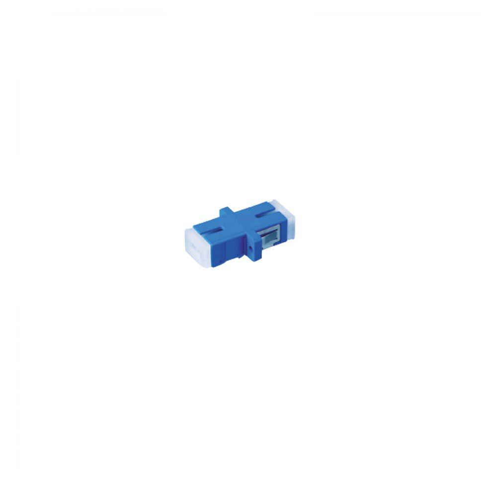 Adaptador Óptico SC/UPC com flange