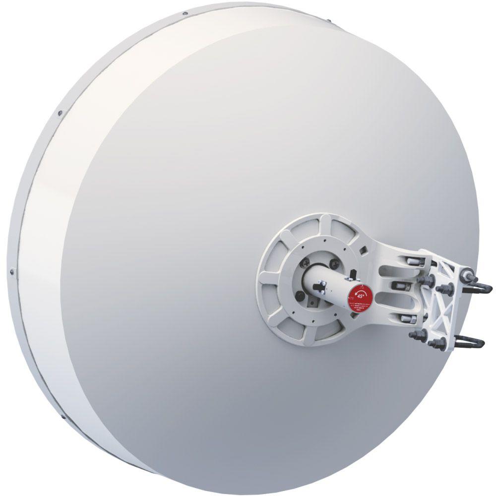 Antena 32 Dbi Parábola Sólida Blindada