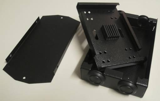 Caixa Terminadora óptica