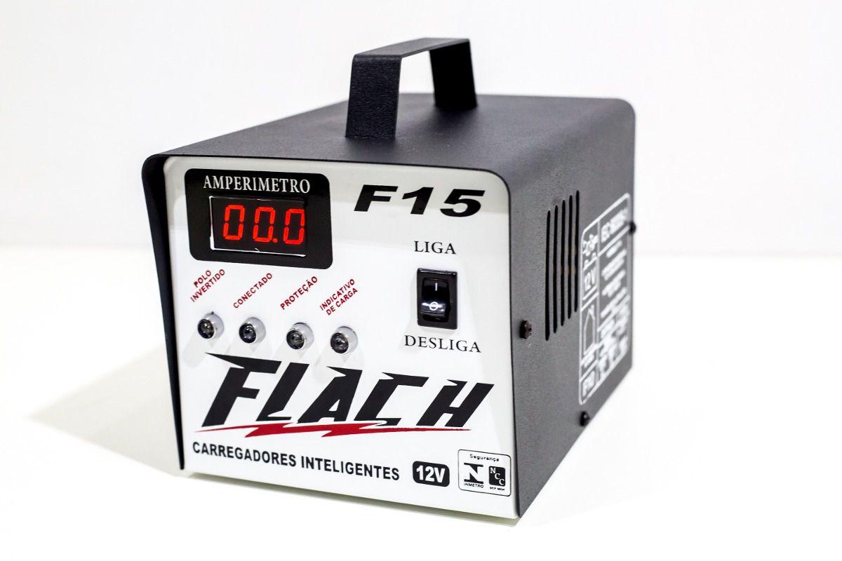 Carregador Inteligentes de Bateria 24v
