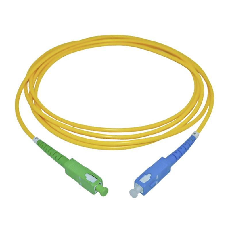 Cordão Óptico - SC/APC - SC/UPC - Intelbras