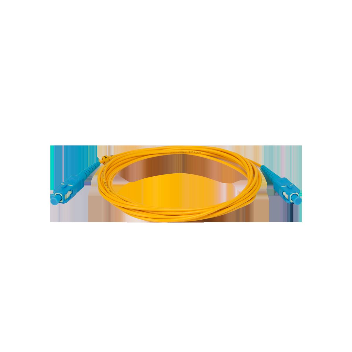 Cordão Óptico - SC/UPC - SC/UPC - Intelbras