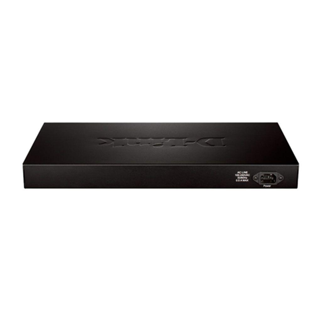 DES-1210-28 Smart Switch - Dlink