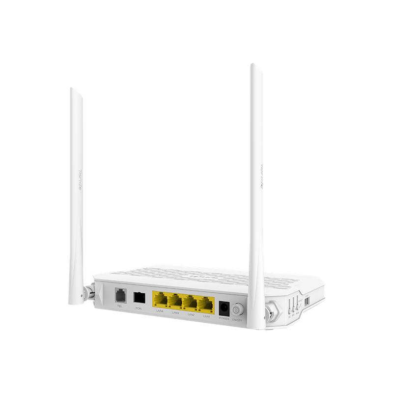KIT COM 10 UN. ONT GPON AC1200 Dual band WiFi HG9 TENDA