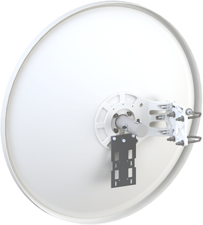 Antena Parábola Sólida PA-5800-29-06-DP 4,9 - 5,875 GHz