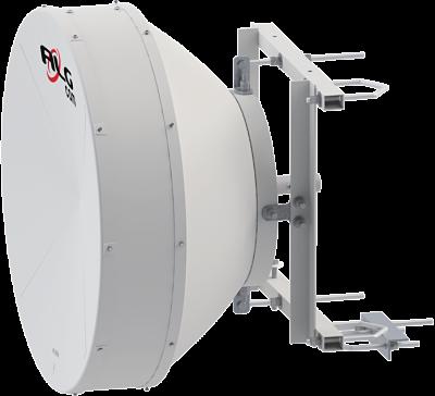 Antena Parábolas Sólidas ALGcom PS-5800-29-06-DP-UHP