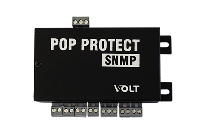 Protect SNMP Pop Volt
