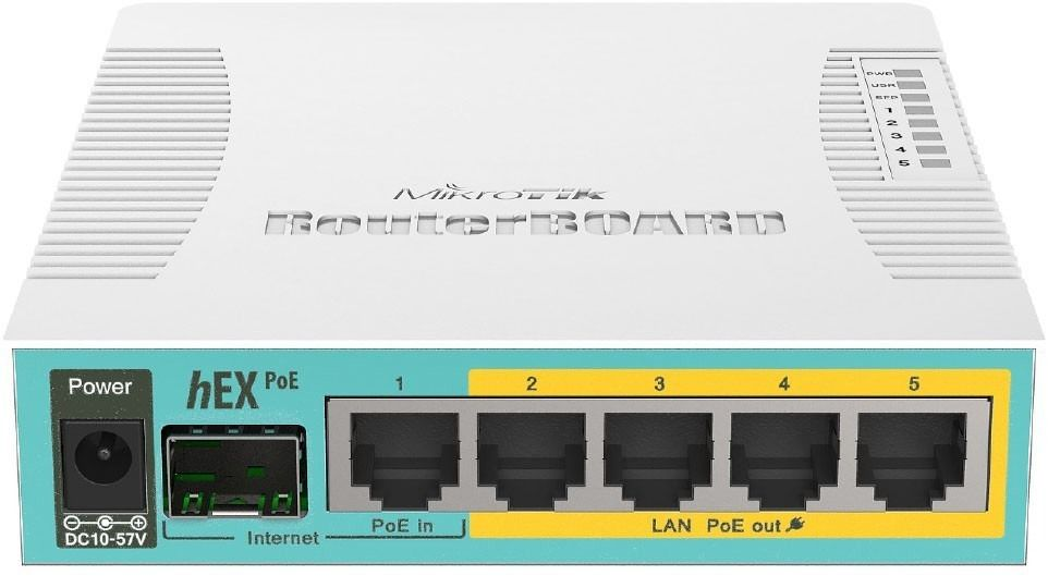 Mikrotik HEX POE - RB960PGS