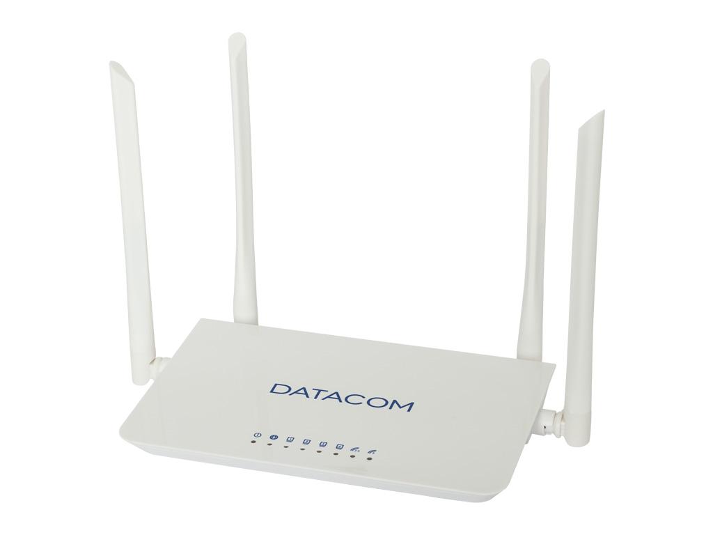 Roteador DM0955 DATACOM Wireless Gigabit Dual Band AC1200