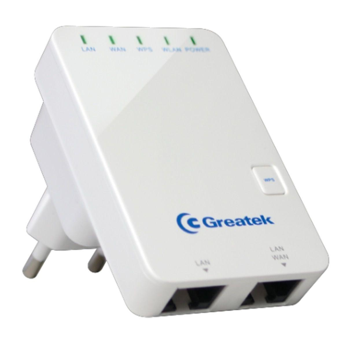 Roteador e Repetidor Wireless Portátil