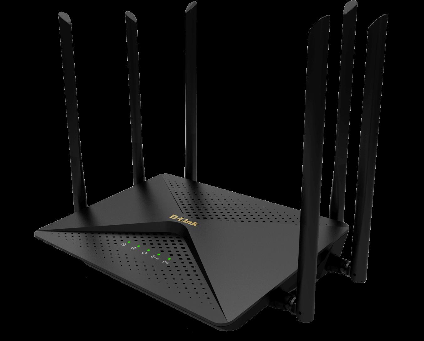 Roteador Wi-Fi D-Link DIR-846 AC1200 - Gigabit