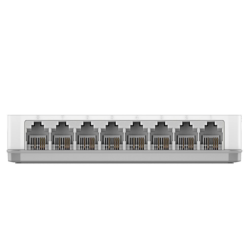 Switch Fast-Ethernet 8 portas