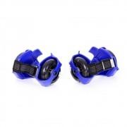 Patins Adaptado Para Tenis Acende Com Rodas De Led Azul ( SKT-11)