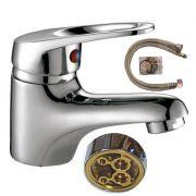 Torneira Misturador Agua Fria ou Quente Banheiro Lavabo Lavatorio (Torneira ADLO)