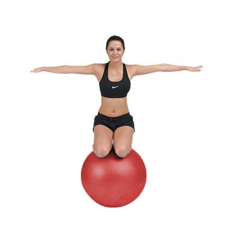 Bola De Pilates E Yoga Ginastica Musculacao Exercicio 150kg 55cm Diâmetro