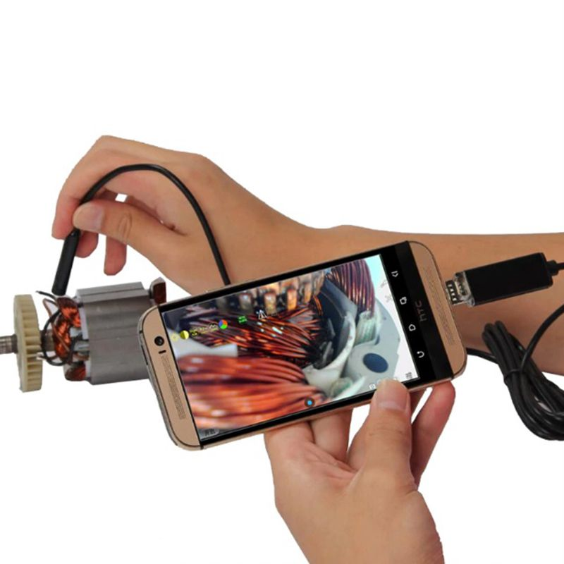 Camera Espia Endoscopio Micro USB An99 Prova Agua