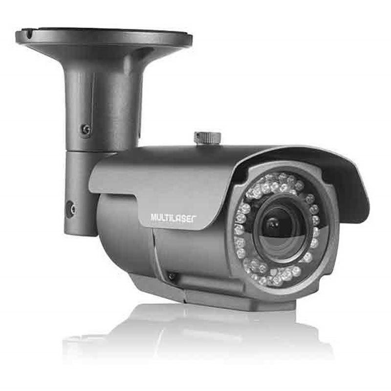Camera Varifocal Full Hd Sensor 2.7 72 Leds UTC 70 Metros Seguranca Anti Vandalismo (SE172/1802)