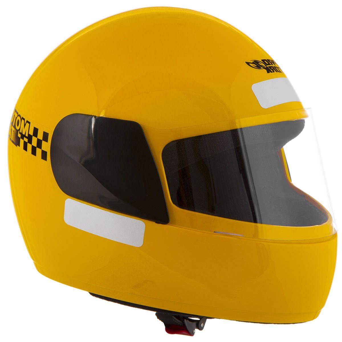 Capacete Integral Moto Motocicleta Liberty X Motoboy Mototaxi
