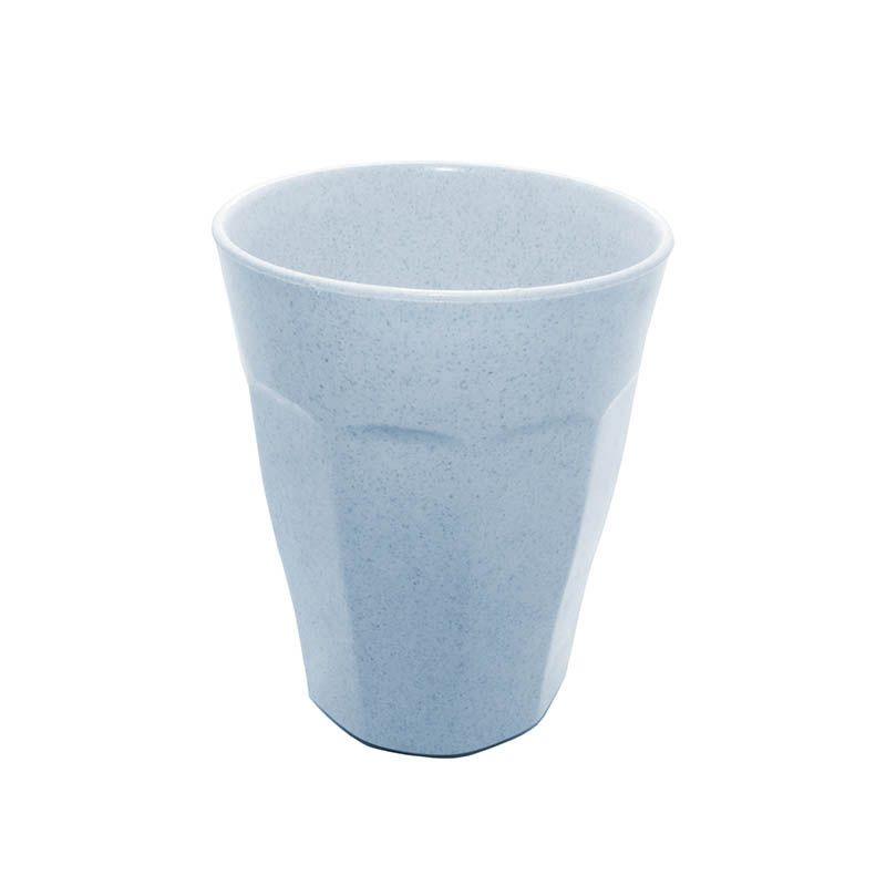 Copo agua Ventosa 280ml Antiqueda Azul Nao Derrama (888463)