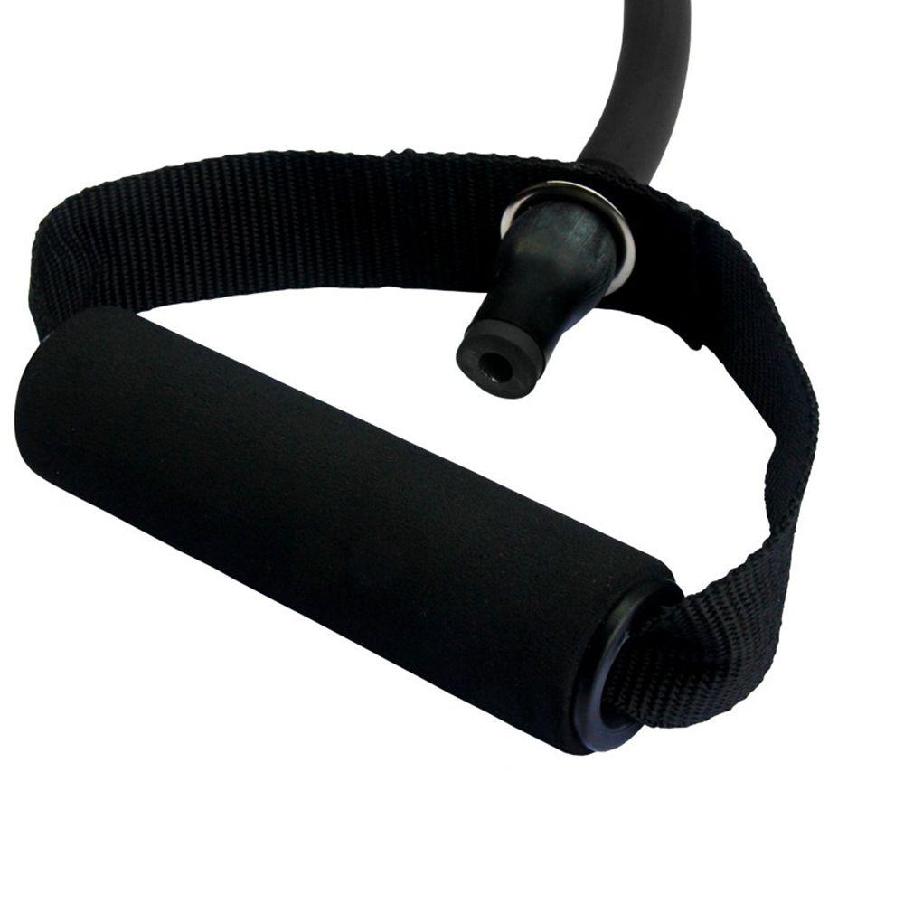 Elastico Extensor Preto Exercicios Fitness Musculaçao Ginastica
