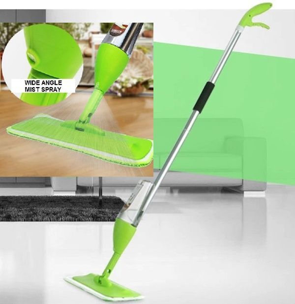 Esfregao Mop De Limpeza Vassoura Limpeza Sabao Casa Novo
