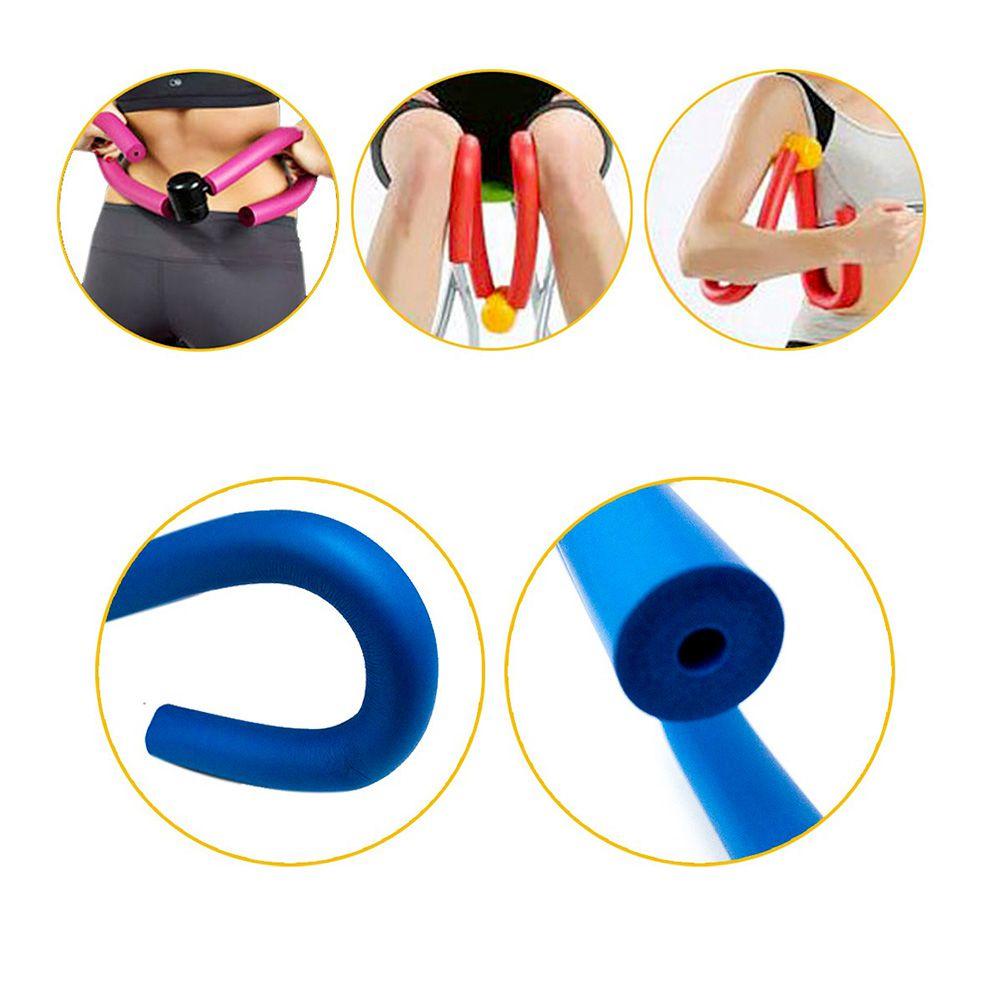Exercitador Borboleta Membros Adutora Pernas Fitness Musculos Azul