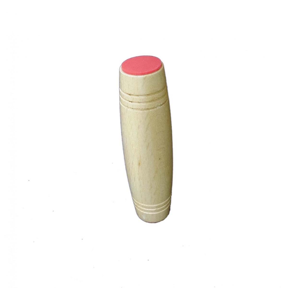 Fidget Mokuru Stick Bastao Roller Brinquedo Anti Stress Madeira (bsl-gira-4 mokuru)