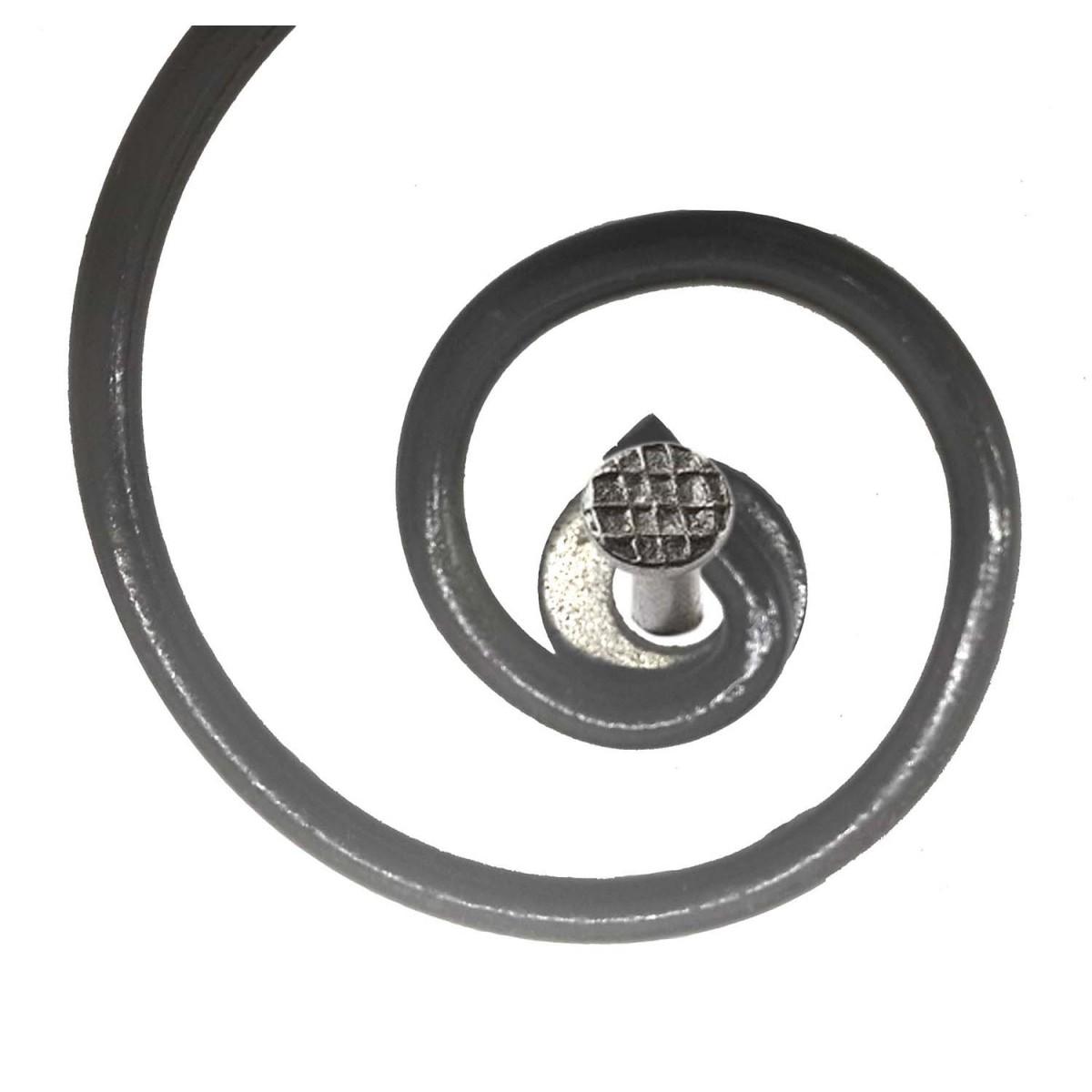 Gancho de Ferro Duplo Para Chapeu Bolsa Bone Enfeite Arara Vermelha Pendura Kit Com 2 (pt-c-j)
