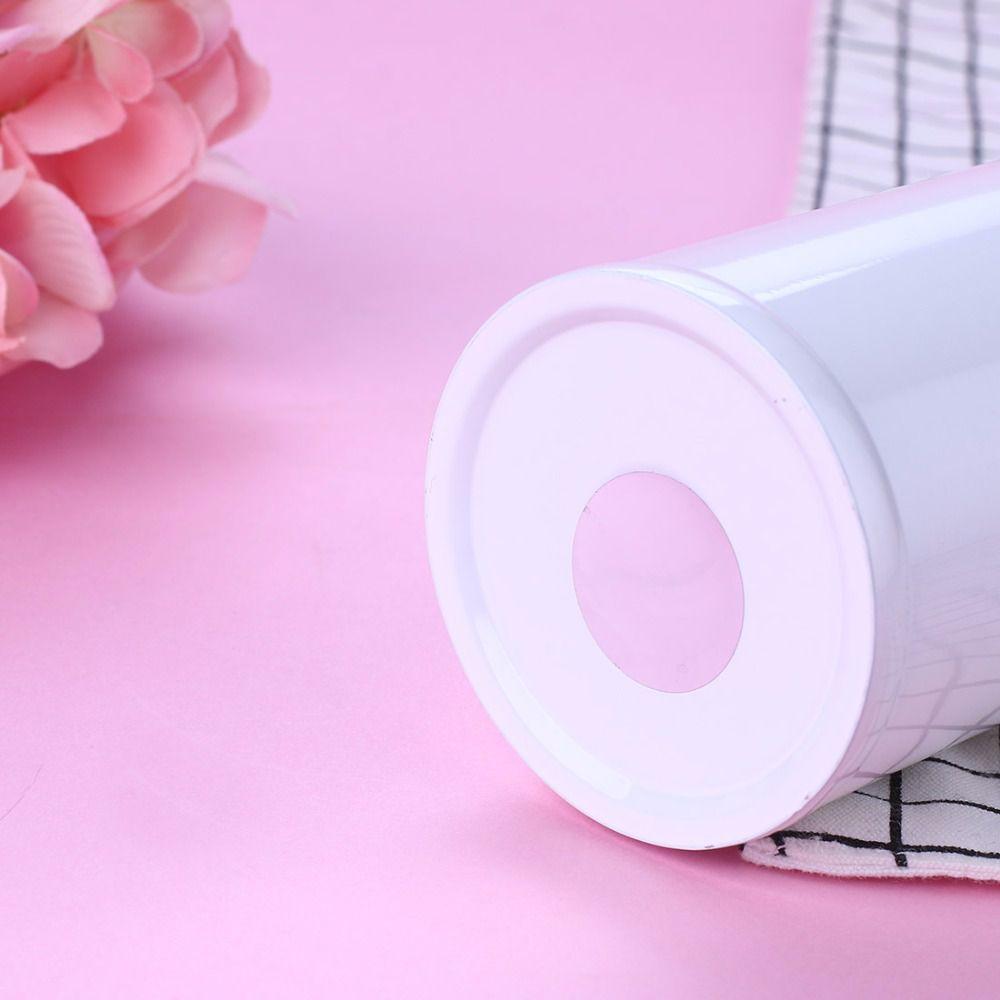 Garrafa Termica 450ml Aço Inox Quente ou Frio Flamingo Portatil (BSL2068)
