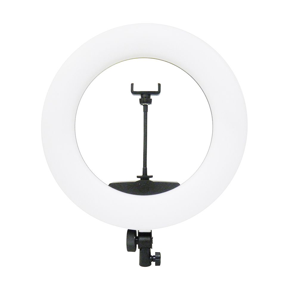 Iluminador Grande Ring Light Fotografia Kit Youtuber 360 Leds Celular Maquiagem