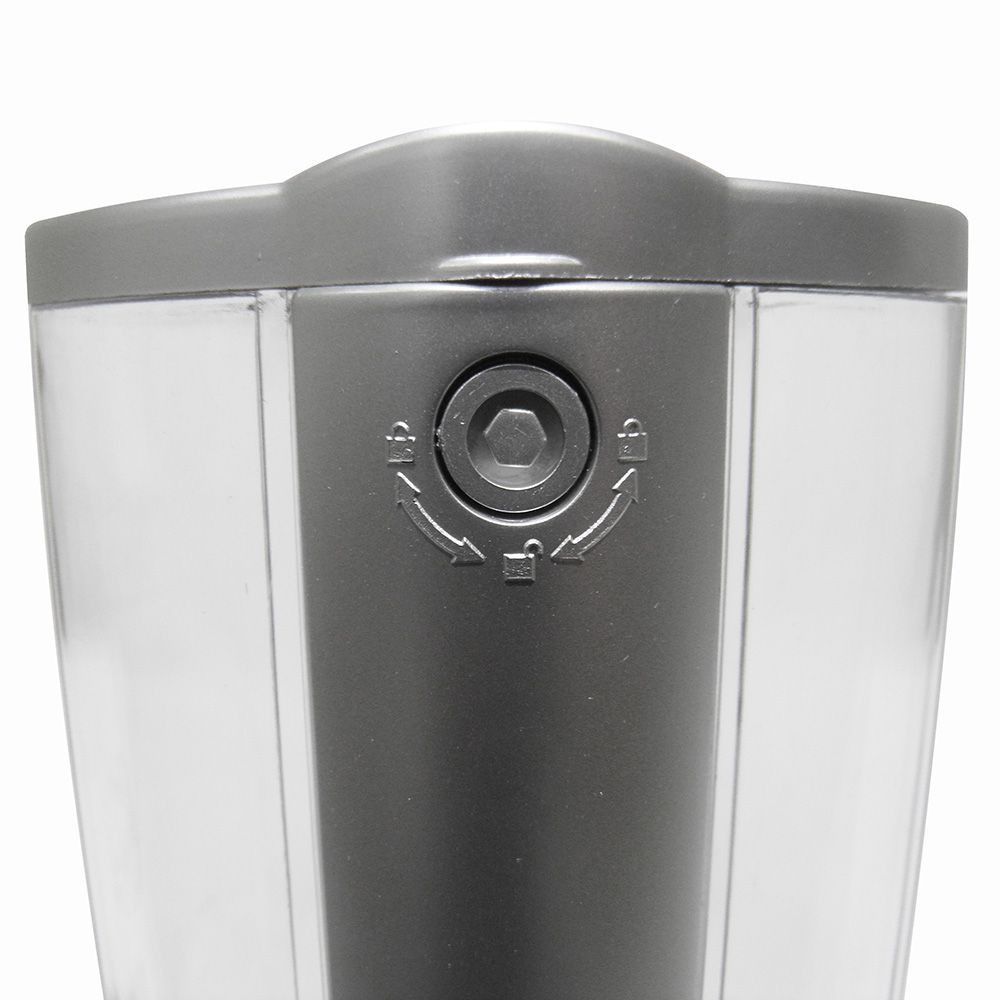 Kit 6 Dispenser Shampoo Sabonete Alcool Gel Hotel Restaurante