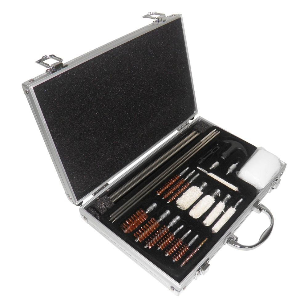 Kit De Limpeza Maleta Armamento Armas Universal Todos Calibres (BSL-LIMP-1-A)