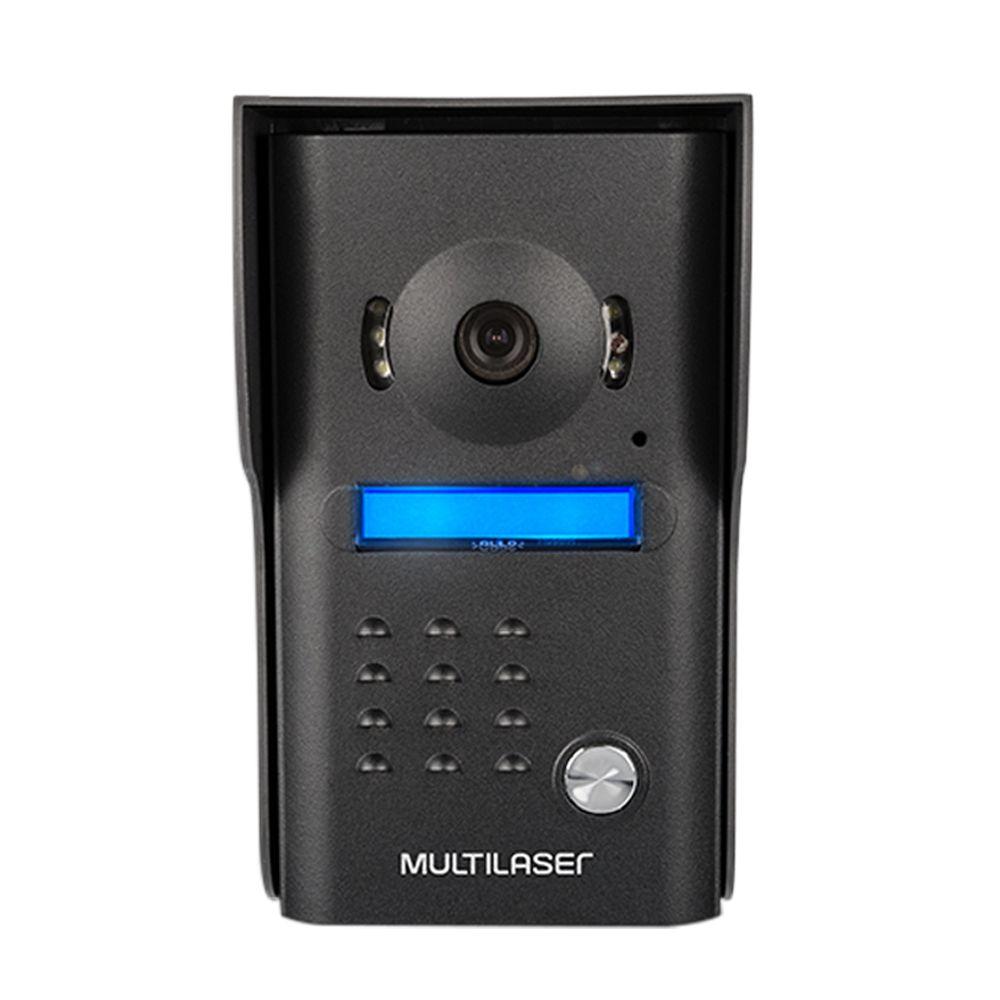 Porteiro Eletronico Sistema Video Interfone 4,3 Pol. Infravermelho Tela Colorida