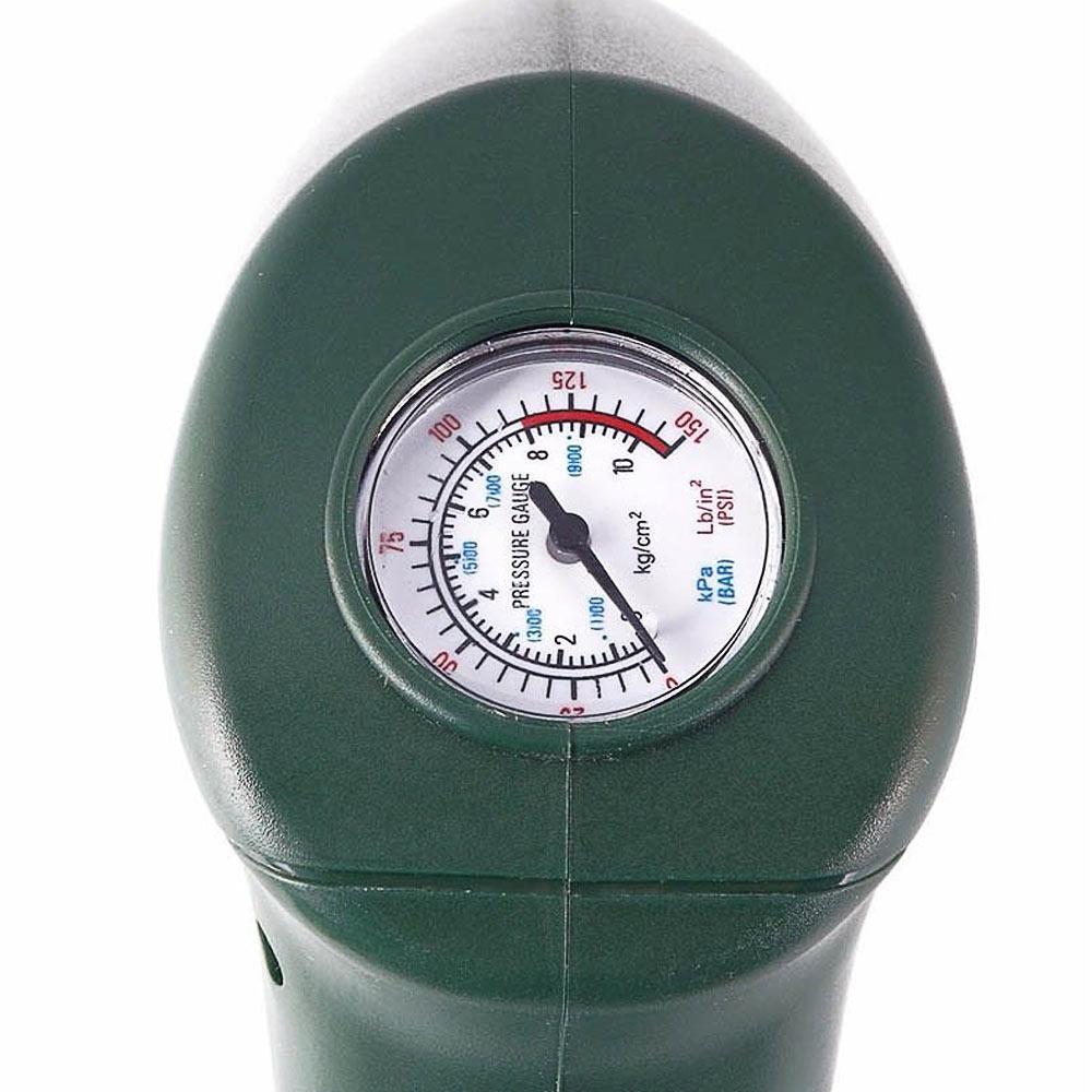 Maquina Compressor Bomba de Ar Portatil Encher Pneus Calibrar Air Dragon (888425/mc40776)