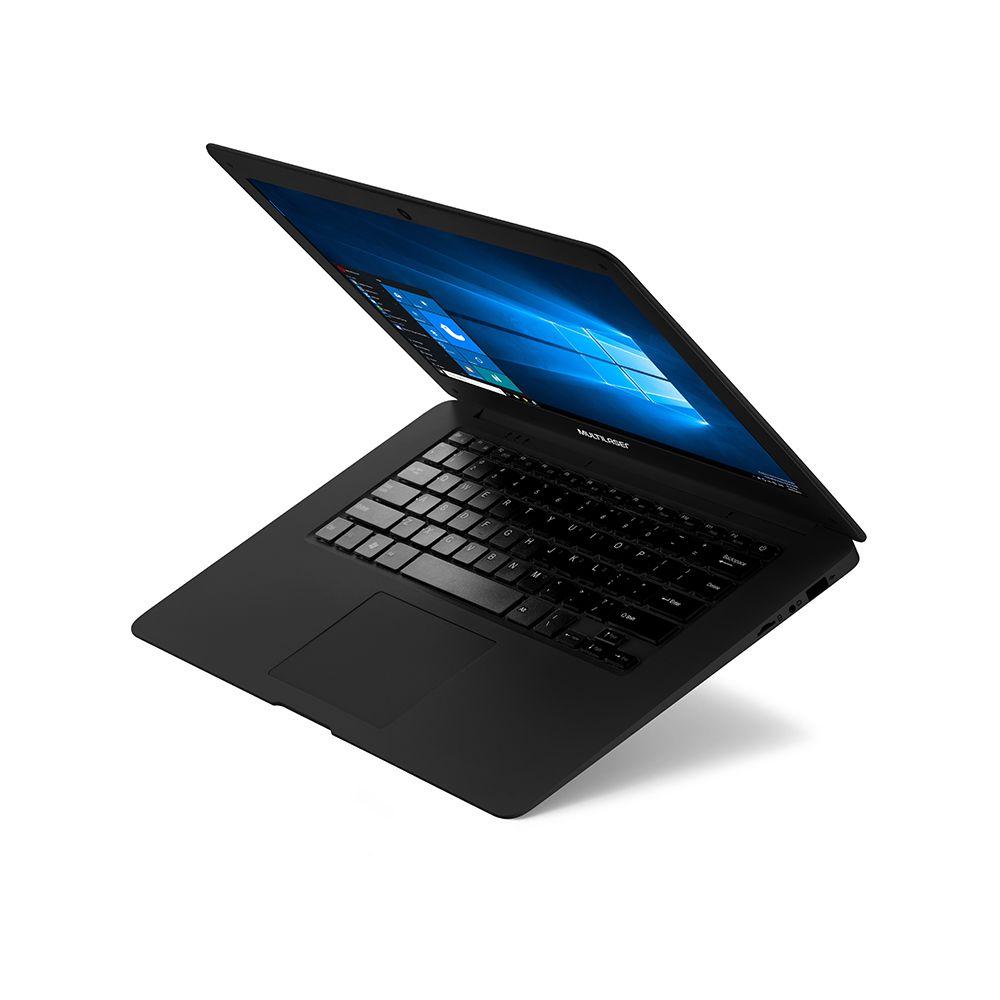 Notebook Atom Quad Core Kit Com Mouse Wirelles 2gb Ram Win 10 Wifi (PC106)