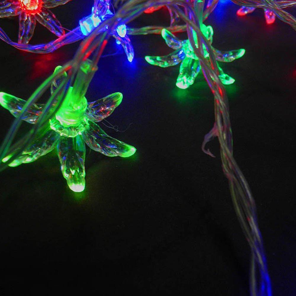 Pisca Pisca de Natal 40 Leds Decoração Colorido Enfeite Natalino (JA80507)
