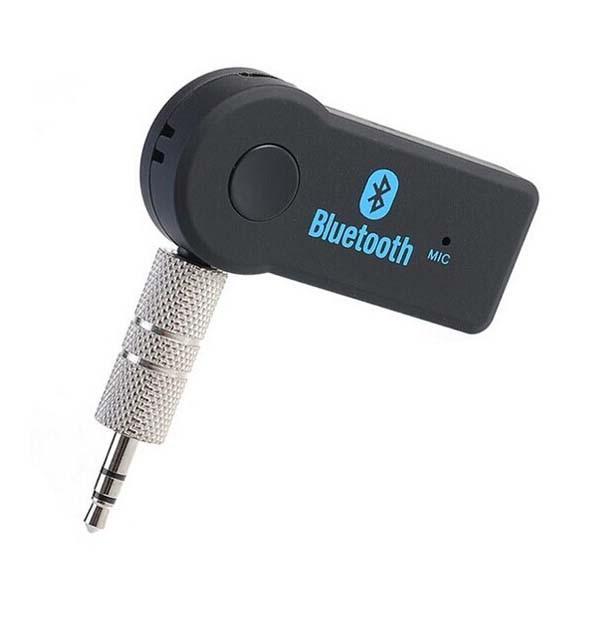 Receptor Adaptador Bluetooth Para Carro P2 USB  Conexao Auxiliar Musica e Recebe Chamada Celular (86017/carbluetooth)