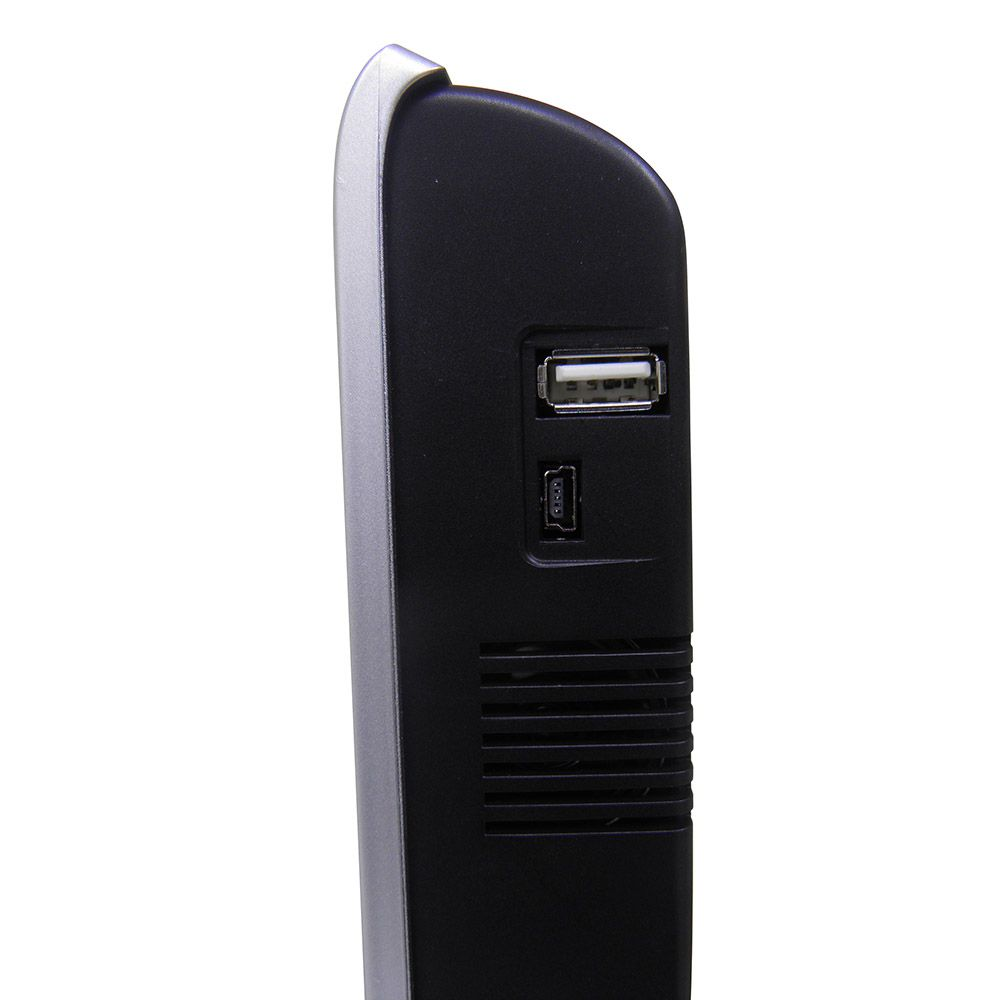 Relogio Ponto Biometrico e Cartao Identificacao USB Impressao Digital (56176)