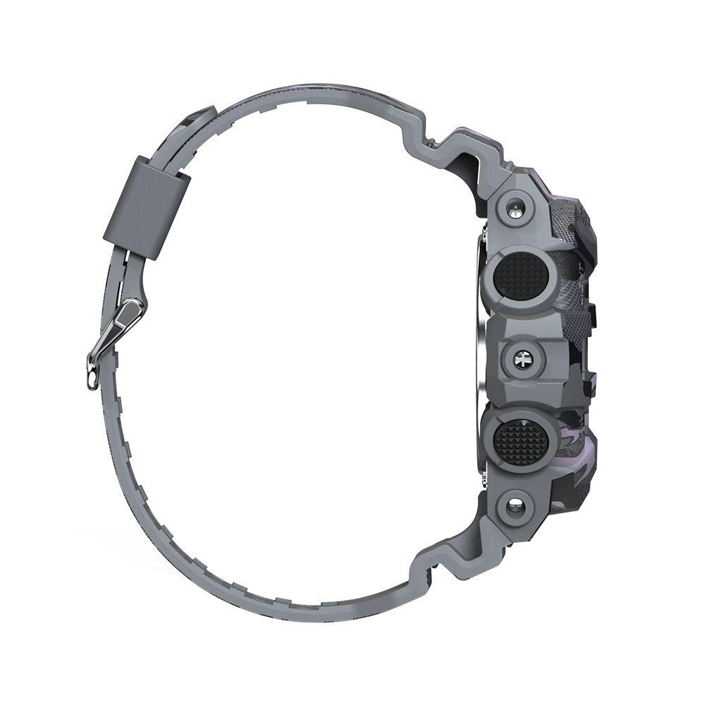 Relogio Smartwatch G Shock Prova Dagua Esportivo Celular Bluetooth Notificacao (BM18)