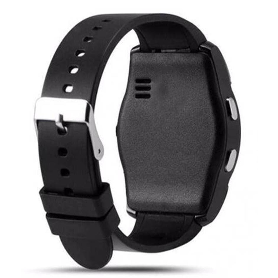 Relogio V8 Bluetooth SmartWatch Camera Celular Chip Cartao Musica Whatsapp (Smart Watch V8)