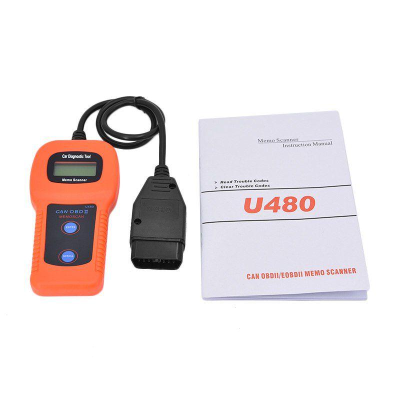 Scanner Para Carros Automotivo e SUV Universal LCD Display