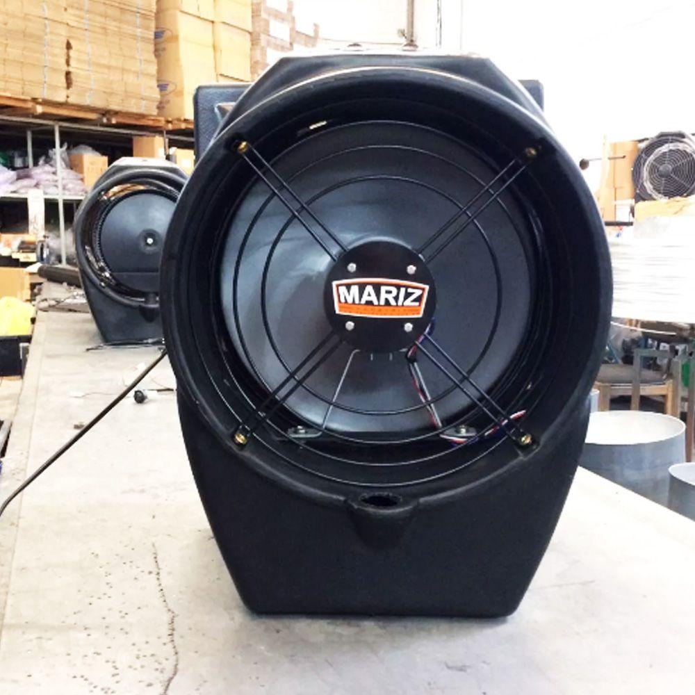 Umidificador De Ar Climatizador Ventilador Água Névoa 110V