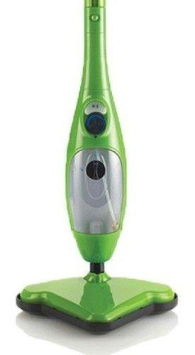 Vaporizador Mop X12 Limpador Limpeza A Vapor 12 Em 1 H2o Eletrico 110v (mop-8)