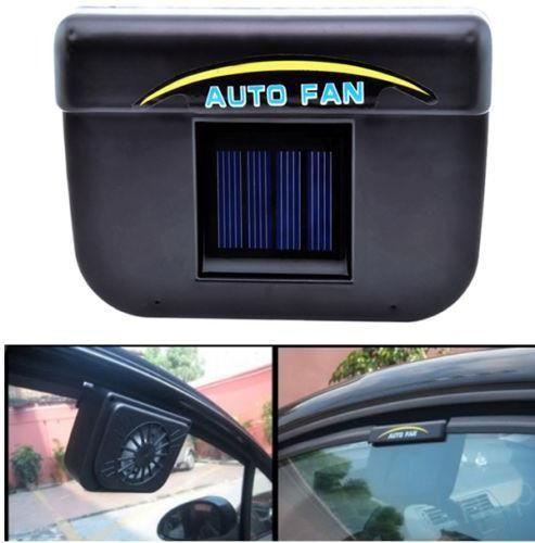 Ventilador Solar Automotivo Refrigerador Janela Carro Auto Cool da Tv (BSL1911)